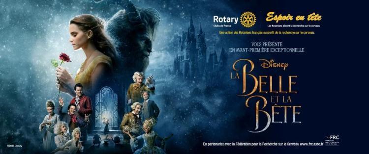 Disney La Belle et la Bête